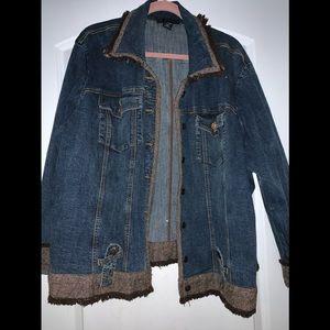 Denim Jacket size 26/28